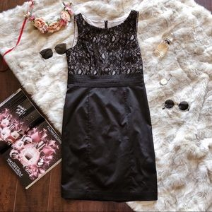 Black H&M Lace Dress